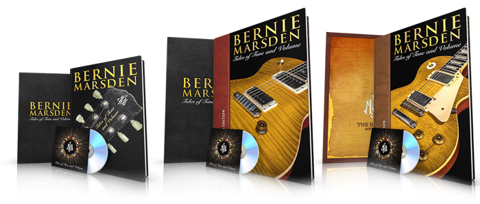 Bernie Marsden - Tales Of Tone And Volume