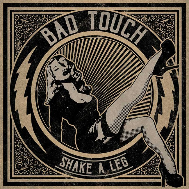bad-touch - shake a leg