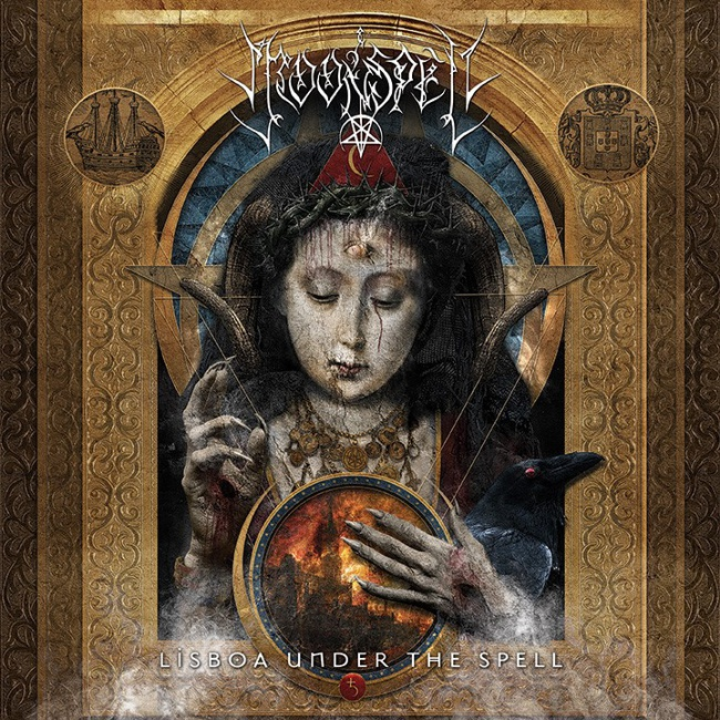 moonspell - lisboa under the spell