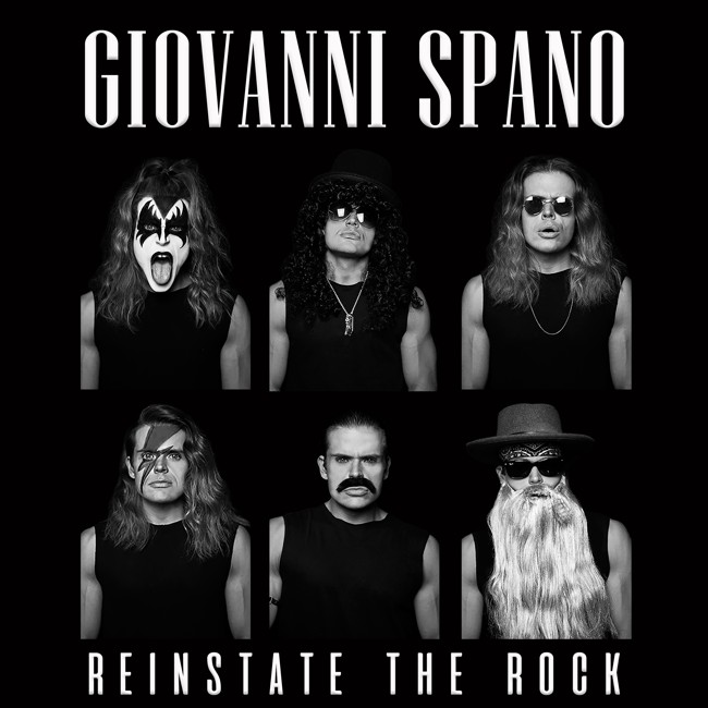 Giovanni Spano - Reinstate The Rock