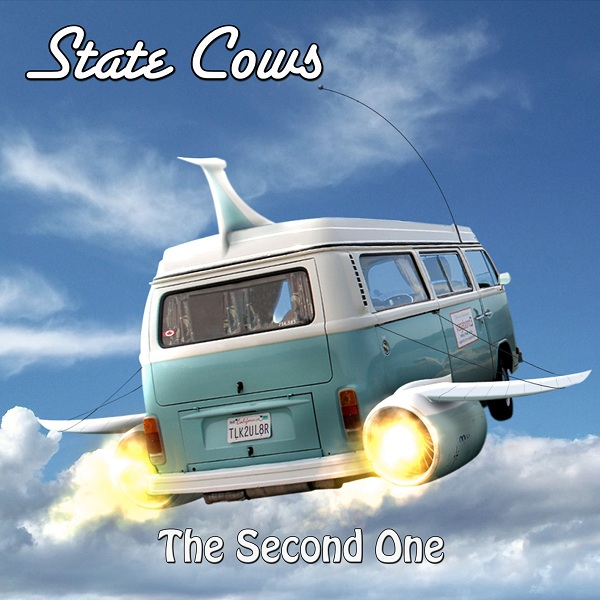 State Cows The Second One frontcover 12X12