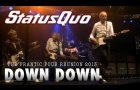 "STATUS QUO ""Down Down"" Back 2SQ.1 - OUT OCTOBER 4th 2013"